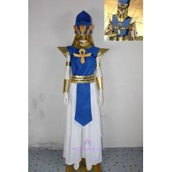 Yu-Gi-Oh! Priest Seto cosplay costume