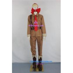 Axis Powers Hetalia Belgium Bella Cosplay Costume