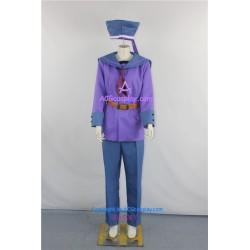 Hetalia Axis Powers Norway Lukas Bondvik Cosplay Costume whole set