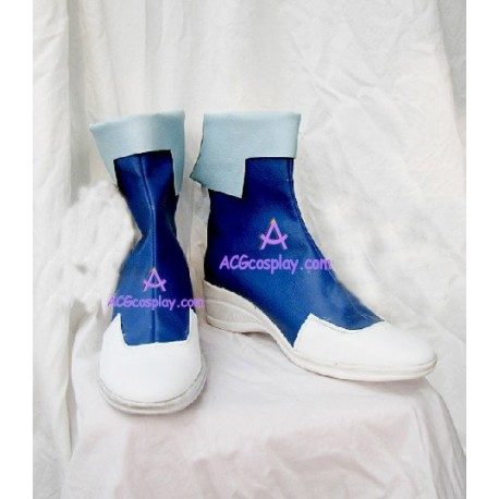 Gundam Seed Auel Neider Cosplay Shoes
