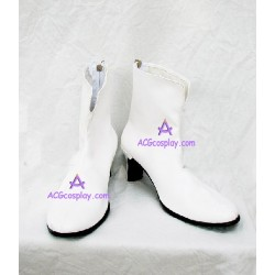 Gundam SEED Lacus Clyne cosplay shoes