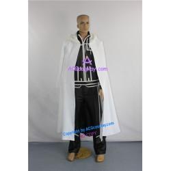 D.Gray-man Allen Walker Crown Clown cosplay costumes incl.gloves