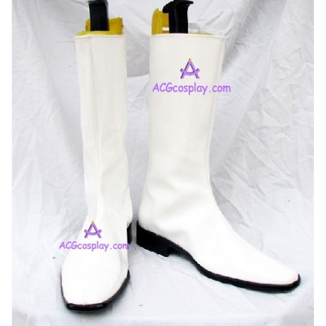 Mobile Suit Gundam white Cosplay shoes