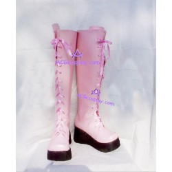 Kingdom Hearts 2 Kairi Cosplay Shoes Boots