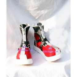 Kingdom Hearts 2 Sora Valor Cosplay Shoes