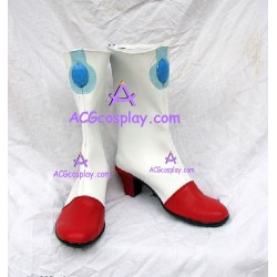 Macross Frontier Mylene Jenius cosplay shoes boots