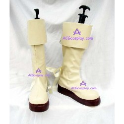 Macross Frontier Shirley dew. Noam cosplay shoes boots