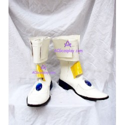 Mahou Shoujo Lyrical Nanoha Magical Girl cosplay shoes