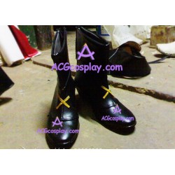 Magical Girl Lyrical  Nanoha BaShen wind cosplay shoes