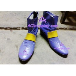 Magical Girl Lyrical  Nanoha Fitow cosplay shoes
