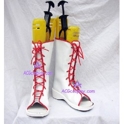 Naruto Ninja Spring wild cherry cosplay  shoes