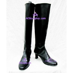 Rozen Maiden black Cosplay Shoes Boots