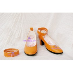 Sailor Moon Venus cosplay shoes