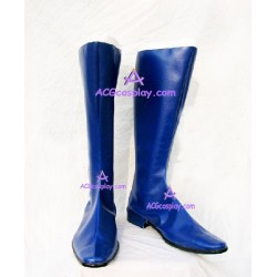 Sailor Moon Sailor Mercury Cosplay Blue Boots