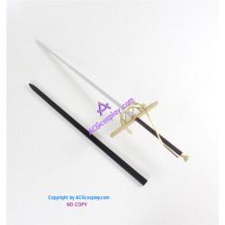 Kuroshitsuji Black Butler Charles Gray Sword prop Cosplay Prop PVC made