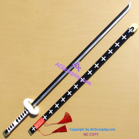 One Piece Trafalgar Law's Long Sword prop Cosplay Prop pvc made