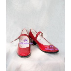 Sailor Moon Sailor Mars Rei Hino cosplay Shoes