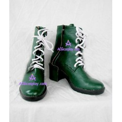 Sailor Moon Sailor Jupiter Makoto Kino Cosplay Shoes version 2