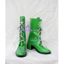 Sailor Moon Sailor Jupiter Makoto Kino Cosplay Shoes boots