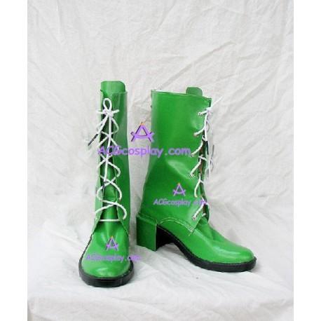 Sailor Moon Kino Makoto ver2 cosplay shoes boots