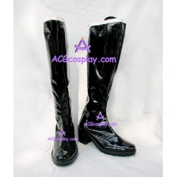 Sailor Moon Sailor Pluto Setsuna Meioh Cosplay Shoes boots