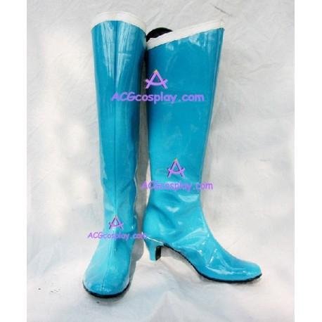Sailor Moon Mizuno Ami ver2 cosplay shoes boots