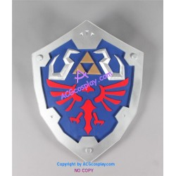 The Legend of Zelda shield cosplay prop pvc made