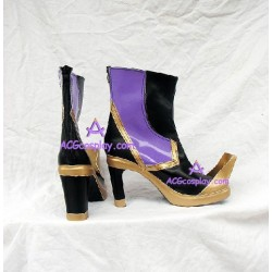 Sangokumusou Sima Yi cosplay shoes