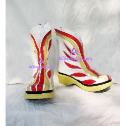 Sangokumusou Sun Shangxiang cosplay shoes
