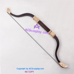 The Hobbit Bow prop Cosplay Prop pvc made