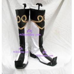 Shin Sangokumuso zhu geliang cosplay shoes
