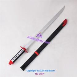 Akame ga KILL! Akame Sword with Sheath prop Cosplay Prop pvc made