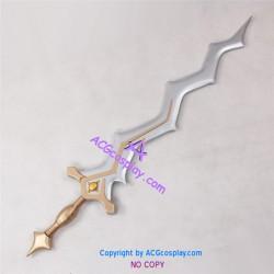 Fire Emblem: Awakening Robin Levin Sword prop Cosplay Prop pvc made