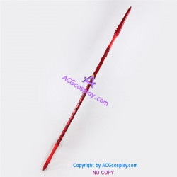Fate Stay Night Lancer Cu Chulainn Lance prop Cosplay Prop pvc made