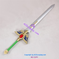 Fire Emblem-Sealed Sword Roy Binding Blade prop Cosplay Prop pvc made