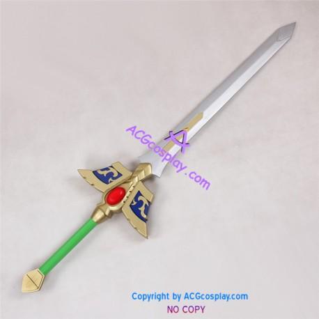 Fire Emblem-Sealed Sword Roy Binding Blade prop Cosplay Prop pvc made
