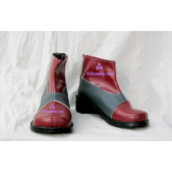 Tales Of The Abyss Luke Cosplay Shoes