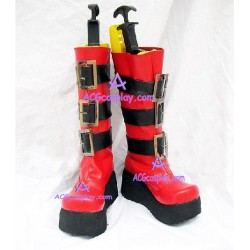 Togainu no Chi red cosplay shoes