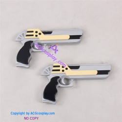 Final Fantasy X Yuna's Double Weapon prop Cosplay Prop pvc made