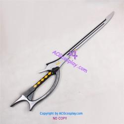 ELSWORD Raven Blade Master prop Cosplay Prop pvc made