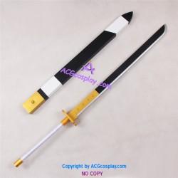 The Familiar of Zero/zero-tsukaima Hiraga Saito Sword prop Cosplay Prop pvc made