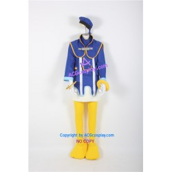 Kingdom Hearts Donald Duck Cosplay Costume