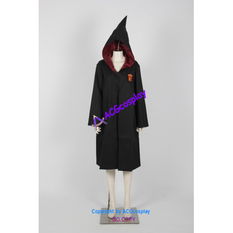 Harry Potter cosplay costume Gryffindor robe only cape