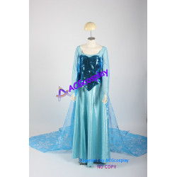Disney Frozen Elsa Cosplay Costume