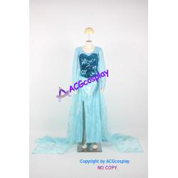 Frozen Elsa Cosplay Costume version 01