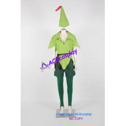 Disneyland Peter Pan Cosplay Costume