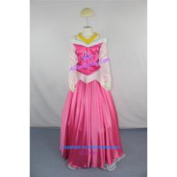 Disney Sleeping Beauty Aurora Princess Cosplay Costume