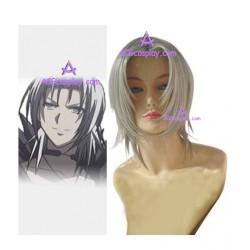Black Butler kuroshitsuji Diskenth cosplay wig
