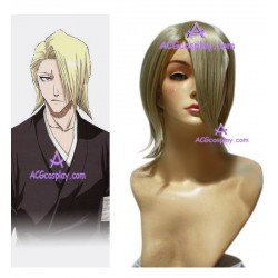 Bleach Kira Izuru  Cosplay Wig