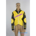 Marvel X-Men The Wolverine Rogan Jacket  Cosplay costume Version 02